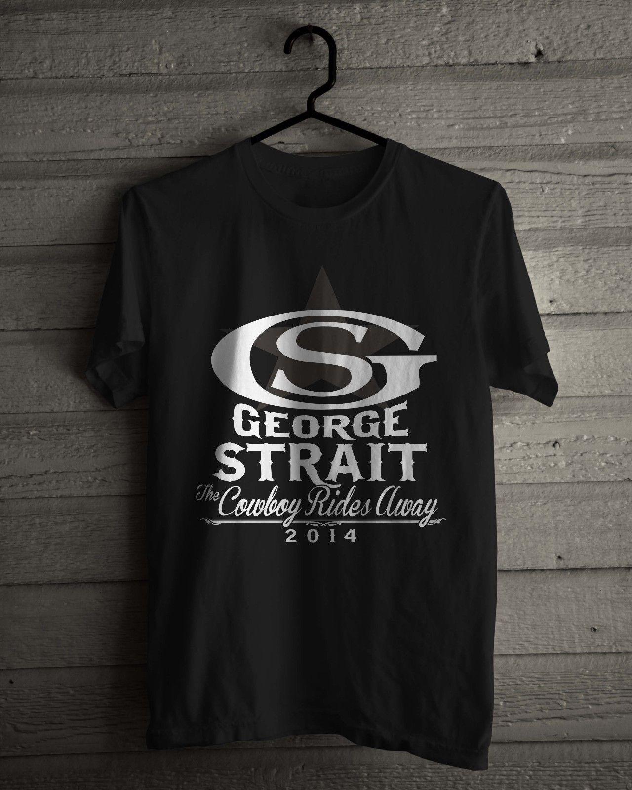 eb4e74dc8 Details about George Strait T-Shirt