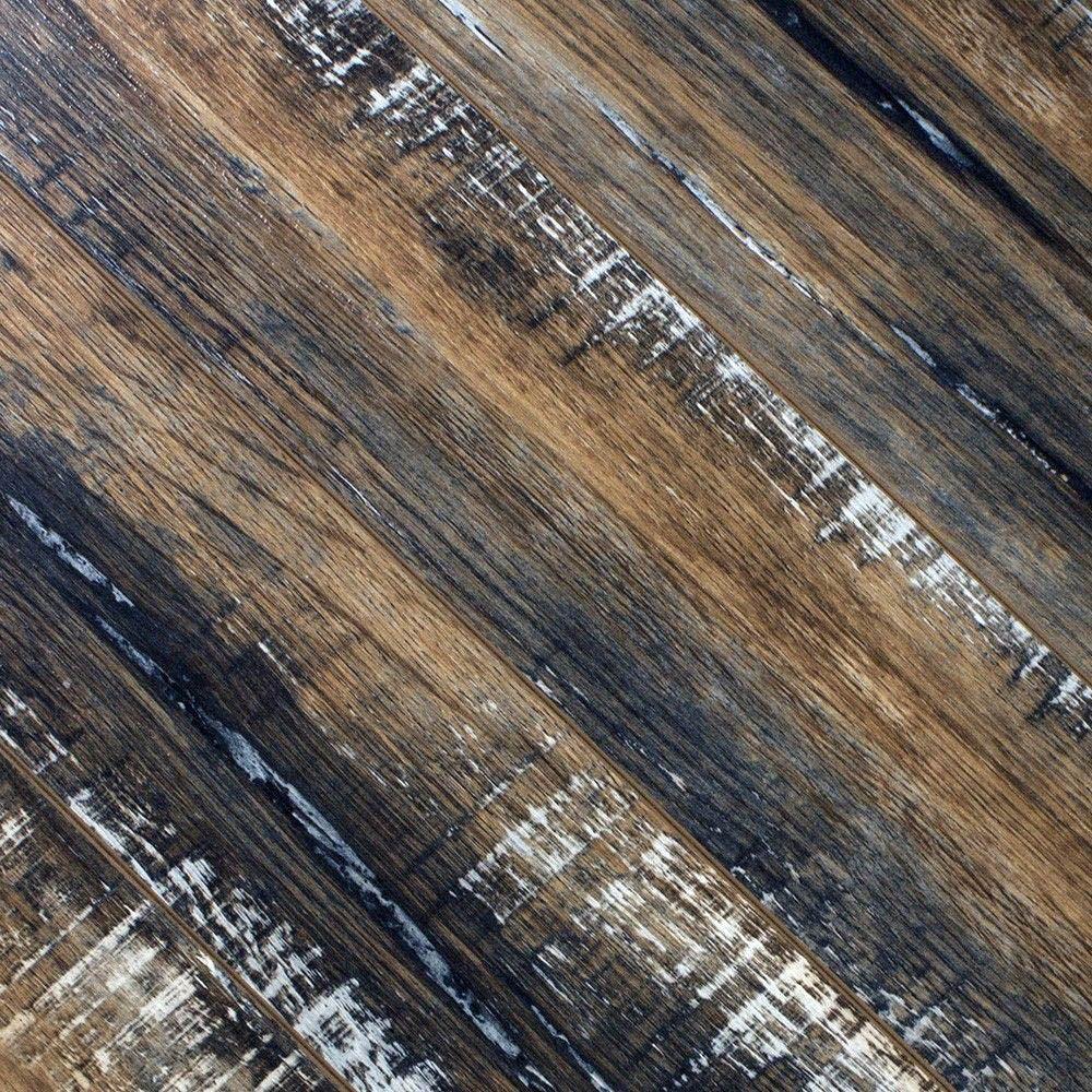 Rustic Hardwood Flooring Tips And Suggestion: Laminate Wood Flooring Ideas