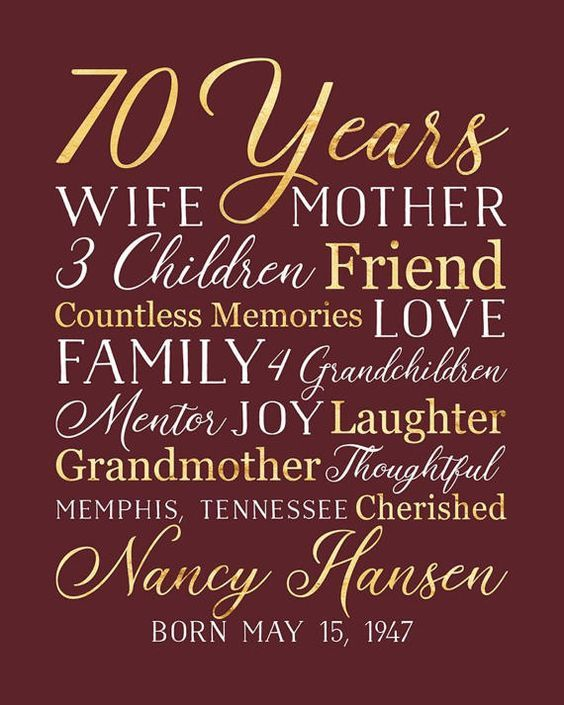 th birthday ideas for mom also celebrations pinterest rh