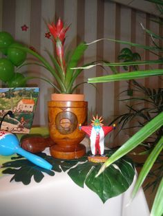 Image Result For Puerto Rican Party Table Centerpieces