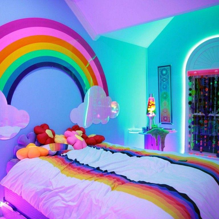 36 Sweet Mermaid Themes Bedroom Ideas For Your Children Kids Bedroom Themes Unicorn Bedroom Girls Bedroom Unicorn