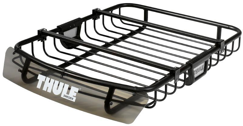 Thule Xperience 828 Basket Car Roof Racks Ski Rack Car Thule