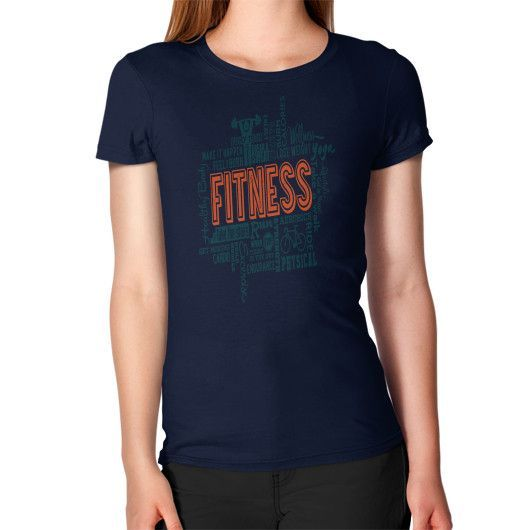 Women's T-Shirt - Fitness