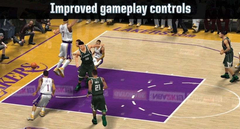 Download NBA 2K19 v52 0 1 Apk Mod Data for Android 2019 | DounBox