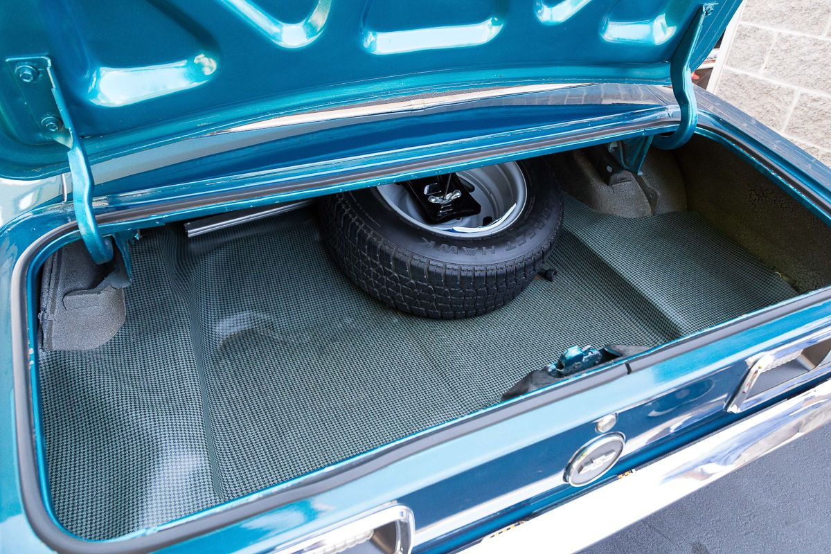 1968 Chevy Camaro Trunk Mat 1968 Chevy Camaro Chevy Camaro Chevy