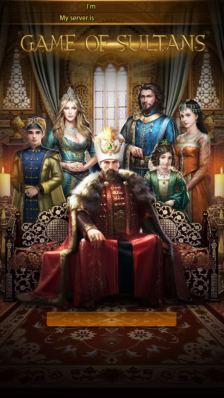 Game of Sultans Illustration, Sultan, Animation