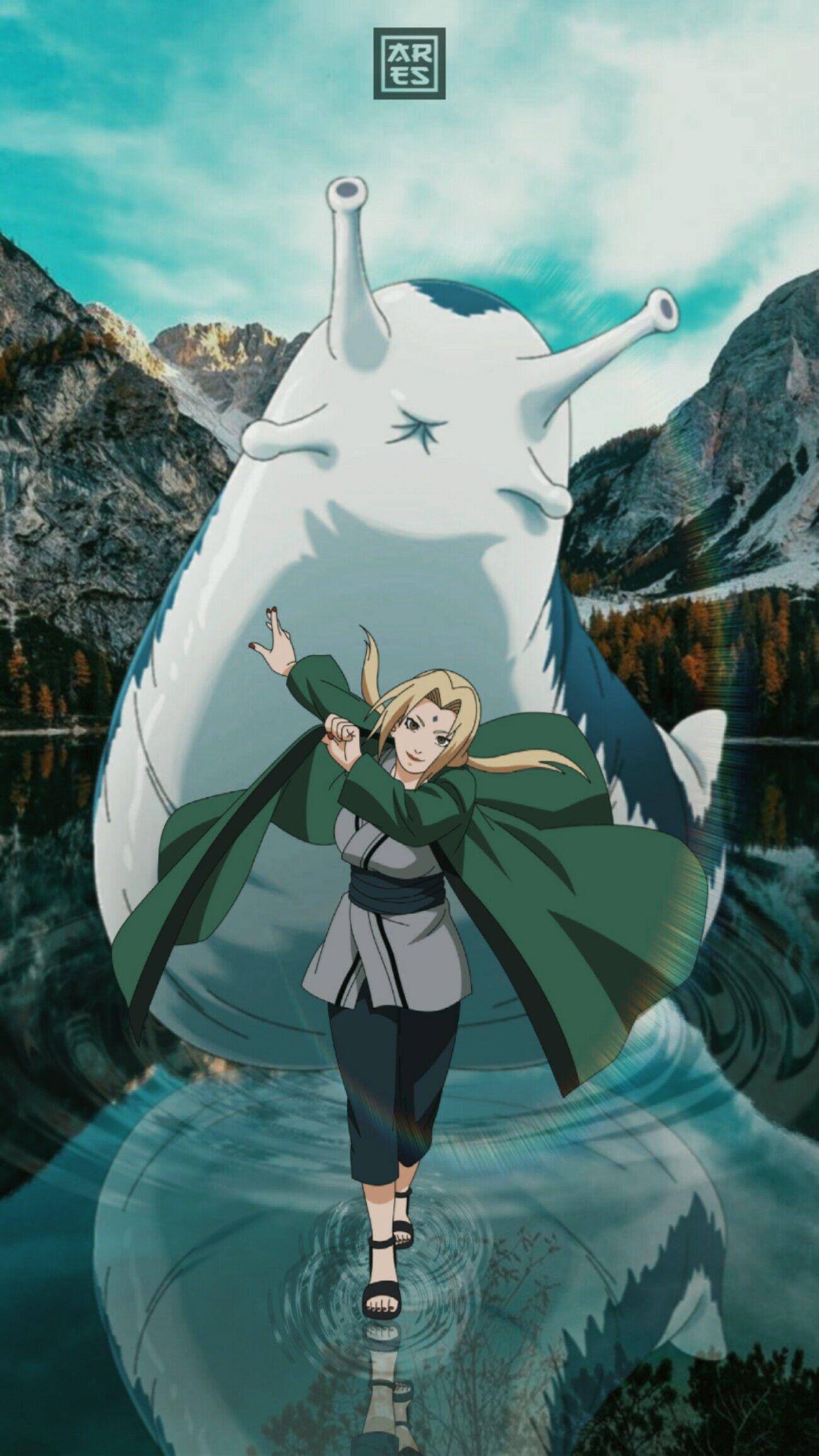 Tsunade Em 2020 Meninas Naruto Personagens De Anime Personagens Naruto Shippuden