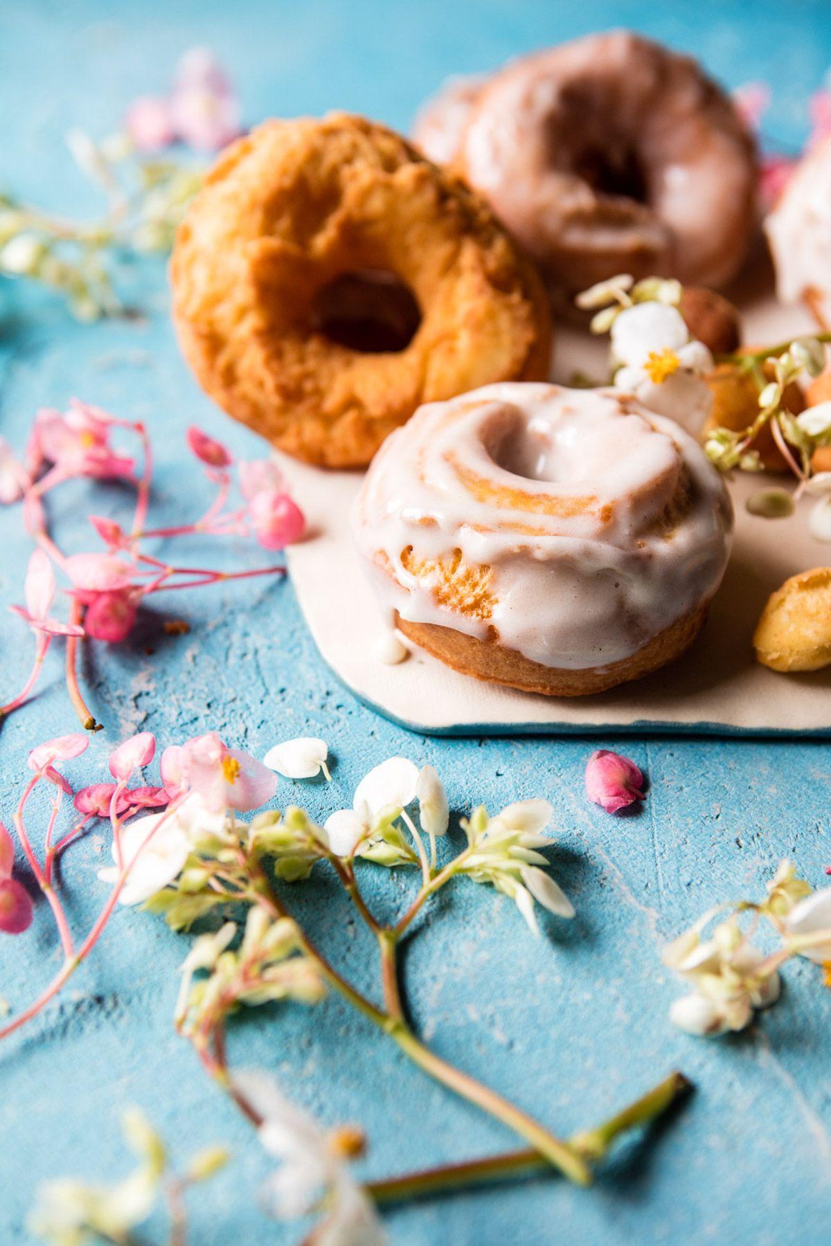 Easy old fashioned doughnut recipe