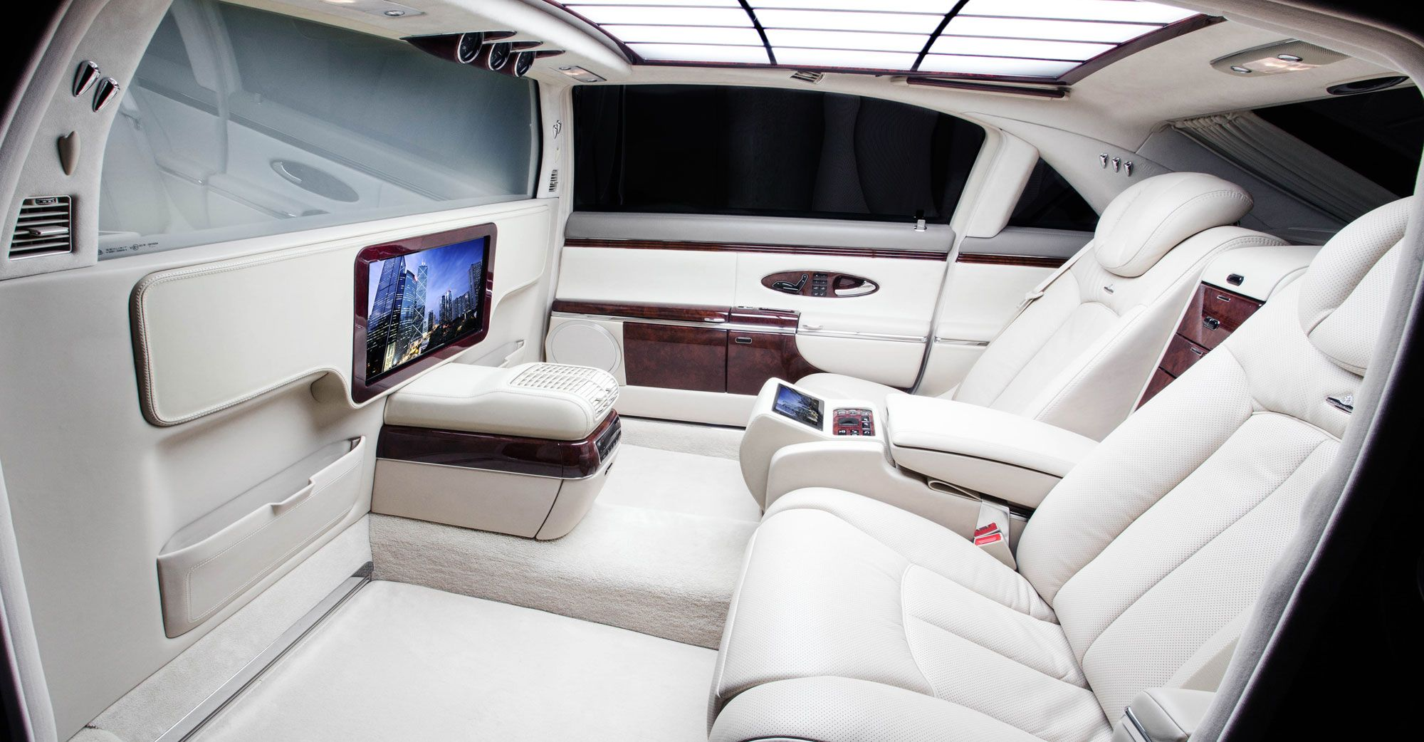 maybach luxury car interior bing images cars. Black Bedroom Furniture Sets. Home Design Ideas