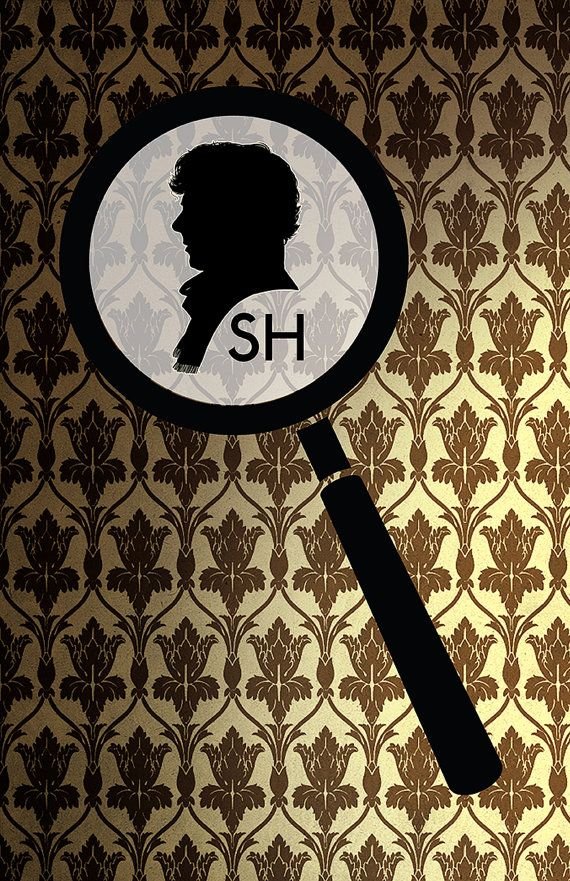 Sherlock Wallpaper Poster 11 X 17 Glossy By Androidsheepftw 1200