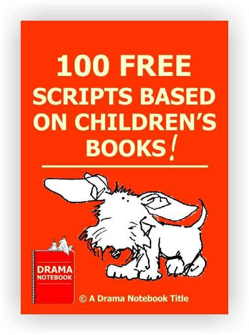 100 free scripts based on childrens books plays are a fun way to build reading - Free Kid Books
