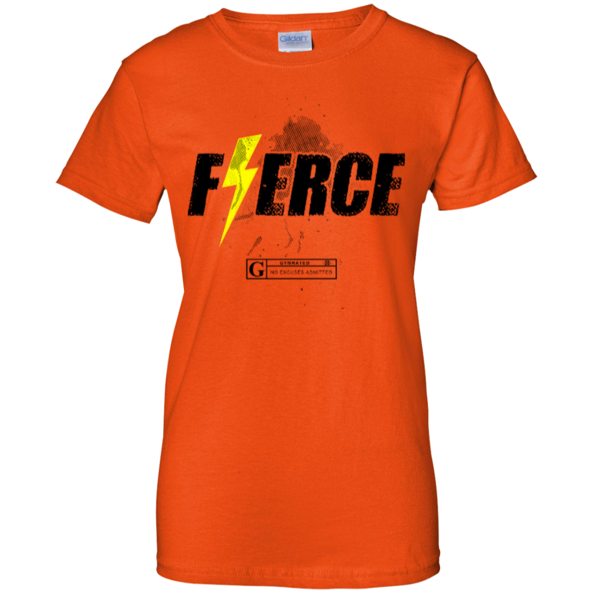 """Fierce"" Women's Tees & Tanks"