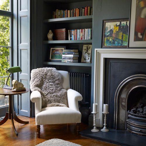Alcove Shelves Home Design Ideas, Renovations  Photos Lounge