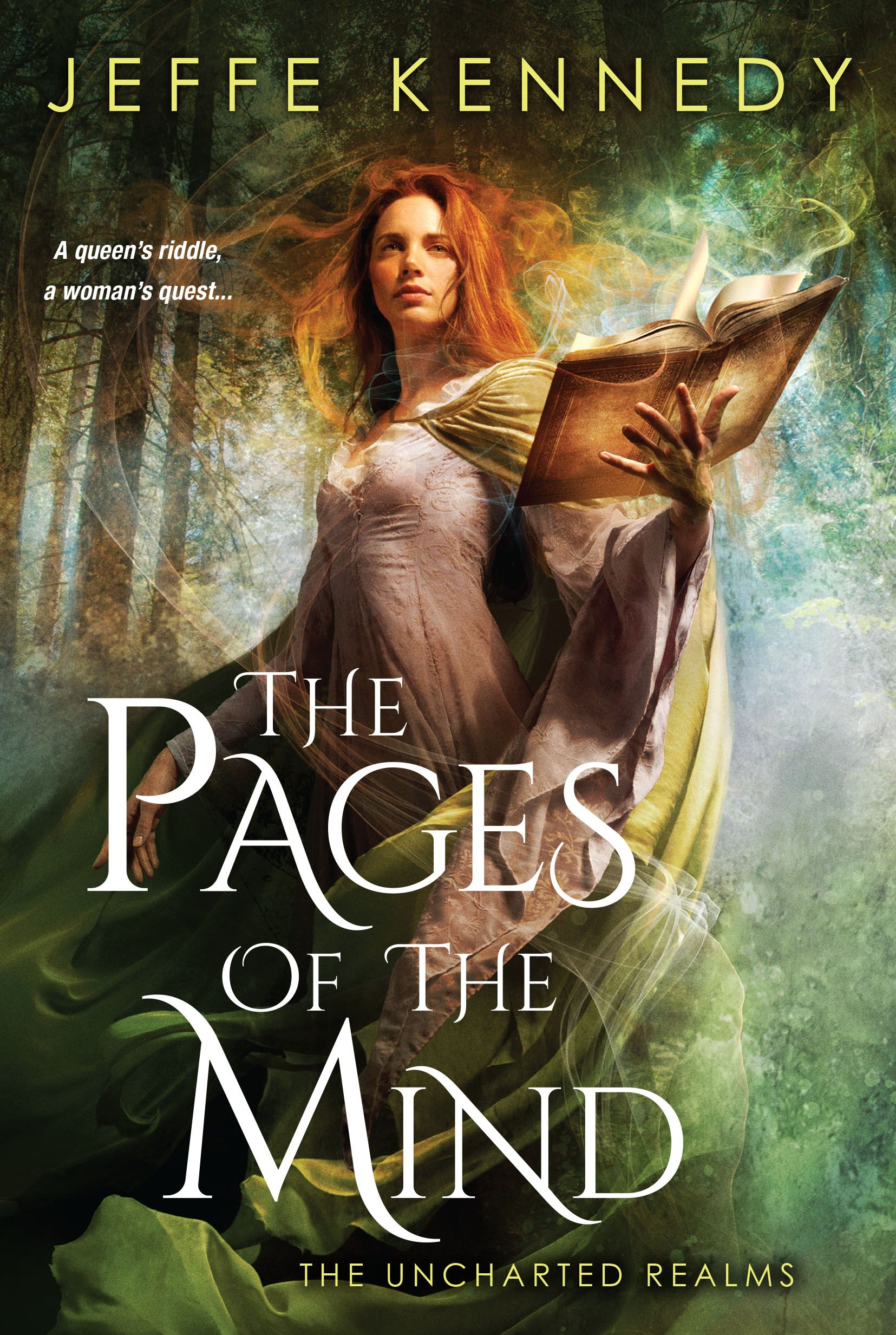 The Pages Of The Mind The Uncharted Realms By Jeffe -6030