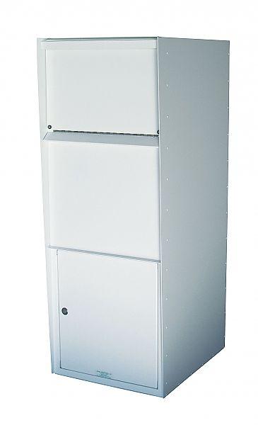 Letterlocker Large Security Parcel Drop Box Seattleluxe Com Parcel Drop Box Locker Storage Commercial Mailboxes