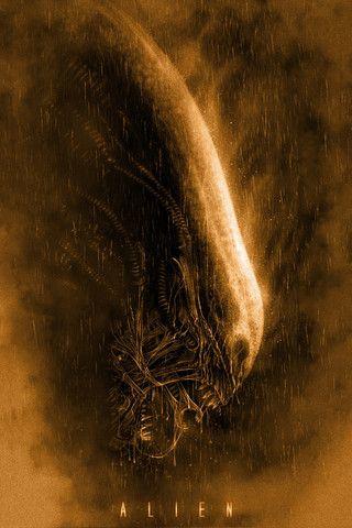 """Alien"" Warm by Casey Callender $55.00"