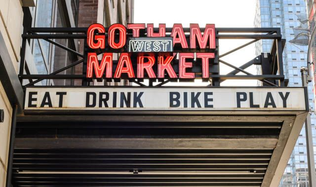 Gotham West Market Floor Plan 7 destination-worthy food halls across the u.s. | nyc, washington