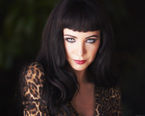 IMDb Photos for Ksenia Solo from Lost Girl  Her eyes are so