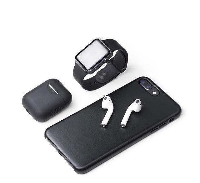 Apple Watch Airpods And Iphone X Apple Watch Iphone Apple Watch Mac Mini