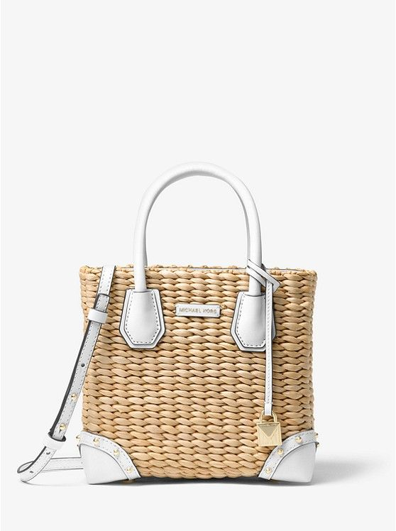 37850a50deea Malibu Woven Straw Crossbody_preview0 Michael Kors Handbags Outlet, Hobo  Handbags, Backpack Purse, Crossbody