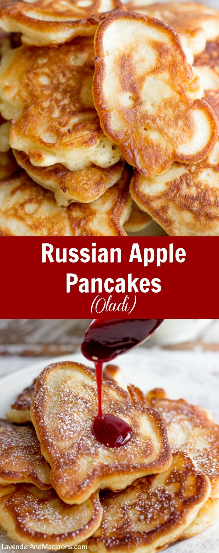 Photo of Russian Apple Pancakes