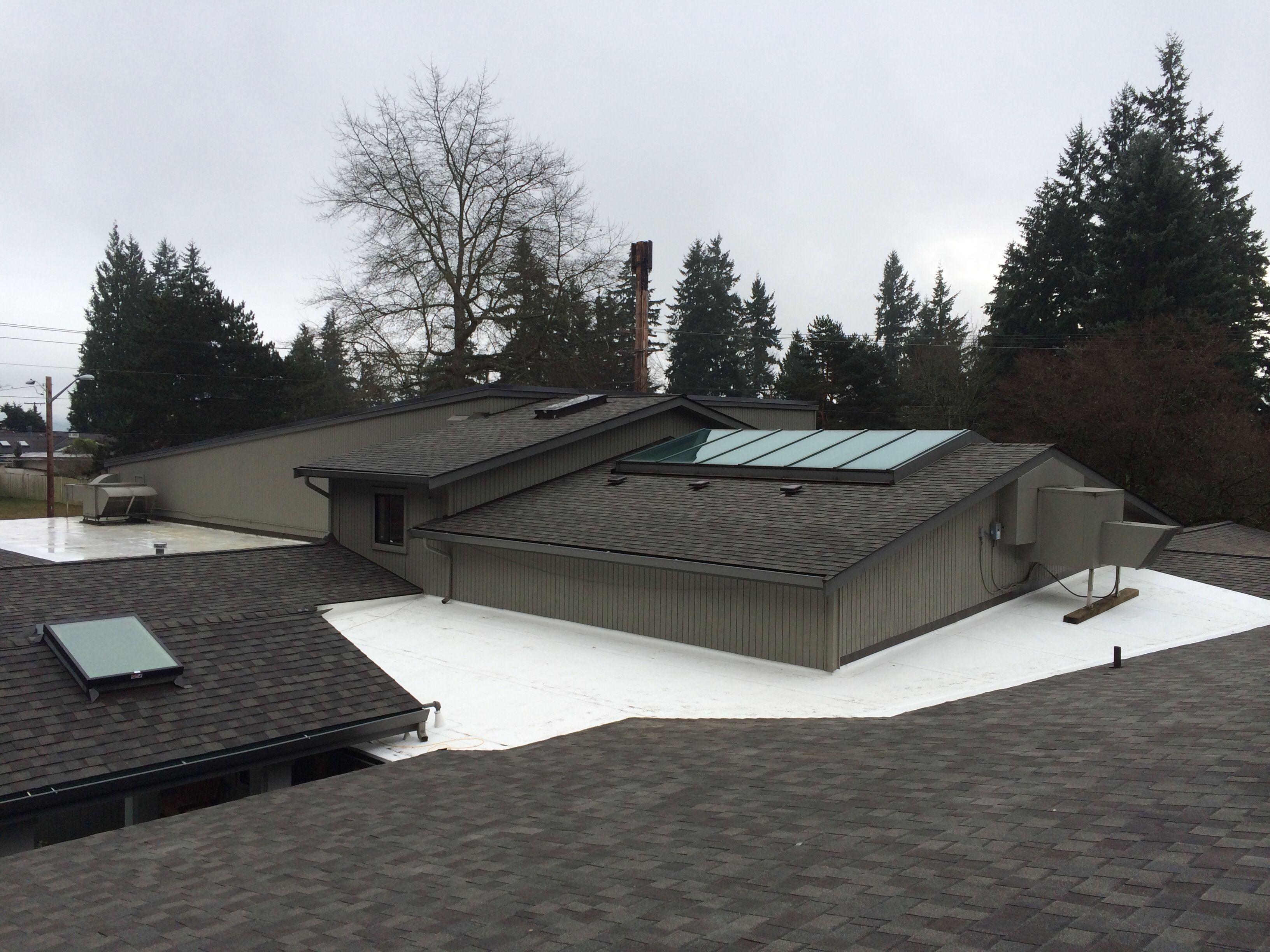 Unity Of Bellevue Roofing Project | IB Roof Systems Projects By Pinnacle  Roofing Professionals | Pinterest | Projects