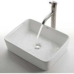 Attractive Counter Mounted Countertop Ceramic Basin Sink Narrow 49.6cm X 24.5cm  Rectangular | Basin Sink, Countertop And Sinks