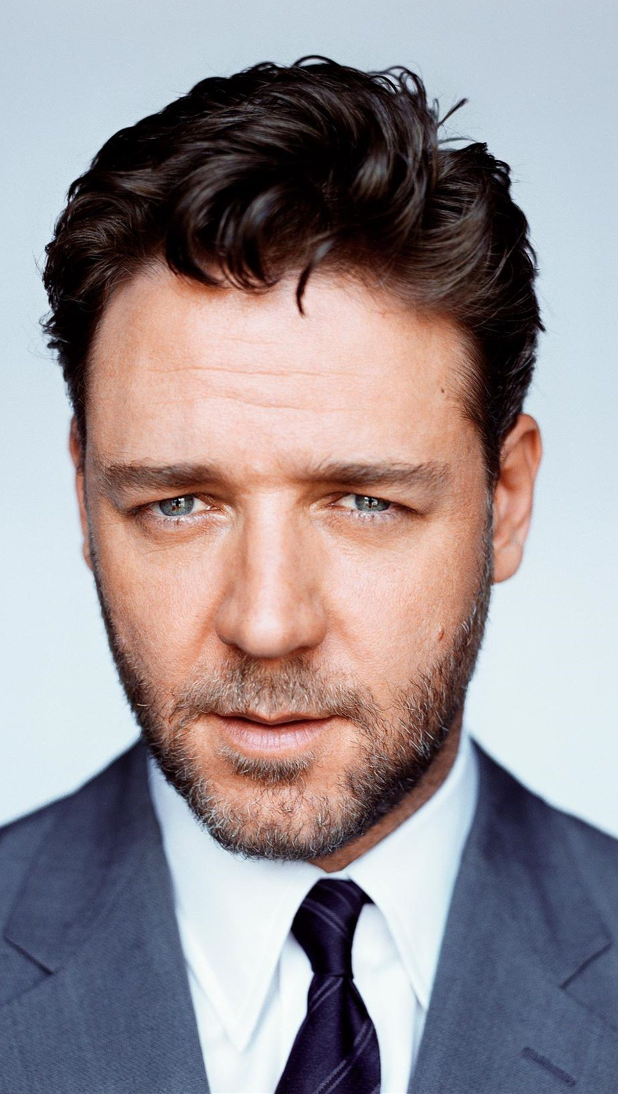 Russell Crowe, not the...