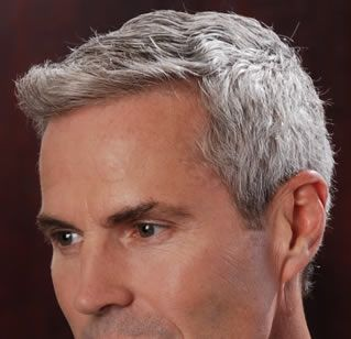 If you were in mid 30s, it would have been normal age for graying of hair. If you are an Asian, your hair should start graying in mid 30s and if you are an African-American, the standard age for you to get gray hair is mid 40s.