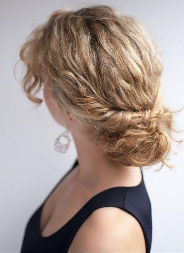 si crees que la mejor opcin para tu pelo rizado es alisarlo pues mira antes - Recogidos Informales Pelo Rizado