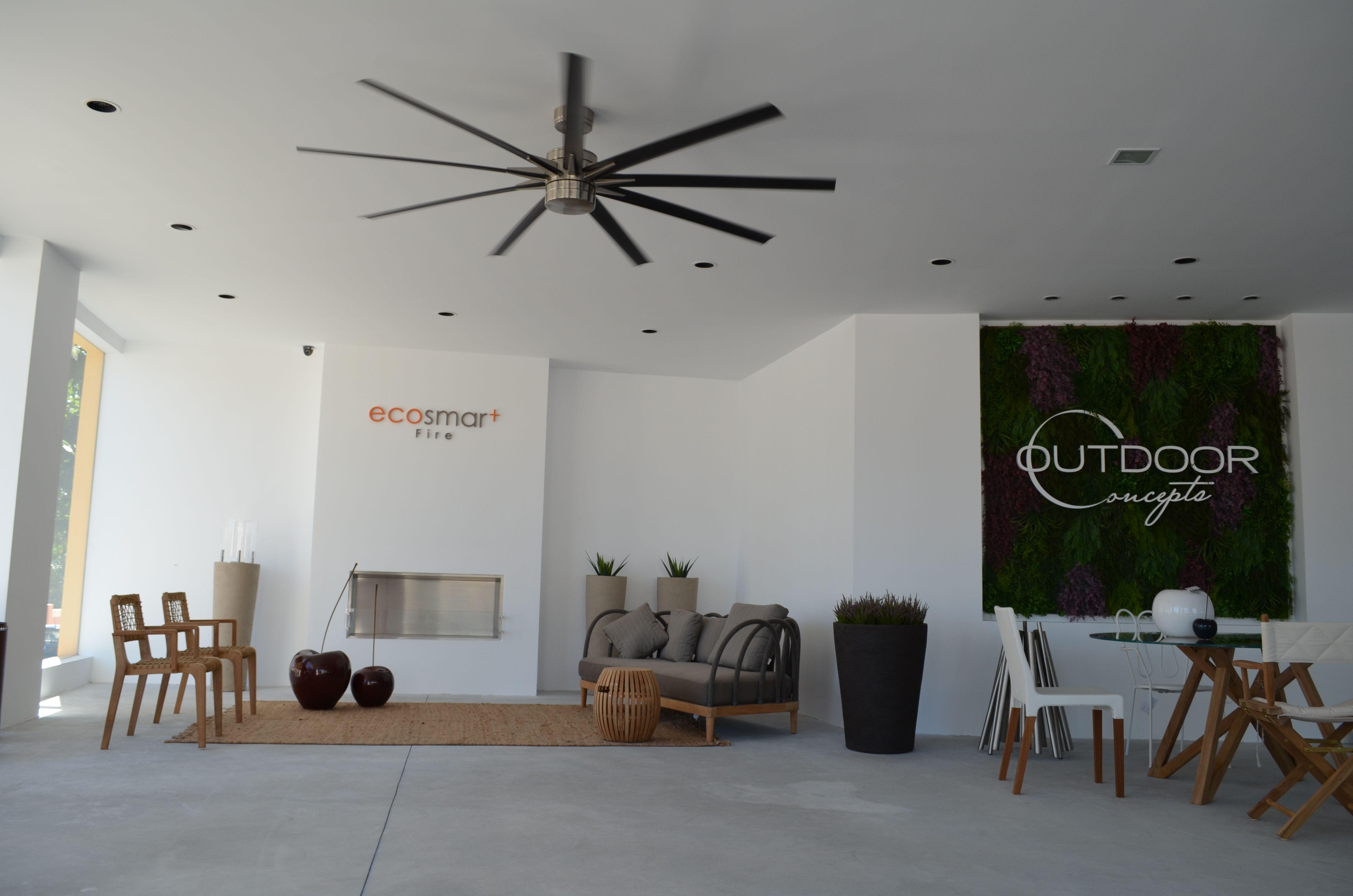 Showroom Outdoor Concepts En San Pedro De Alc Ntara P Rgola  # Muebles Haus San Pedro