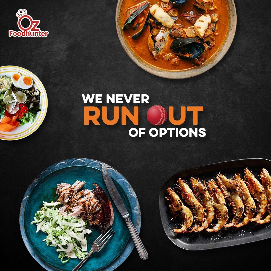 Cheer Up The Team Australia Enjoy The Match With Your Favourite Food Food Food Advertising Food Concept