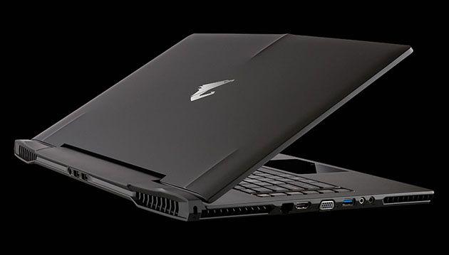 Gigabyte's dual GPU Aorus gaming laptop is less than an inch