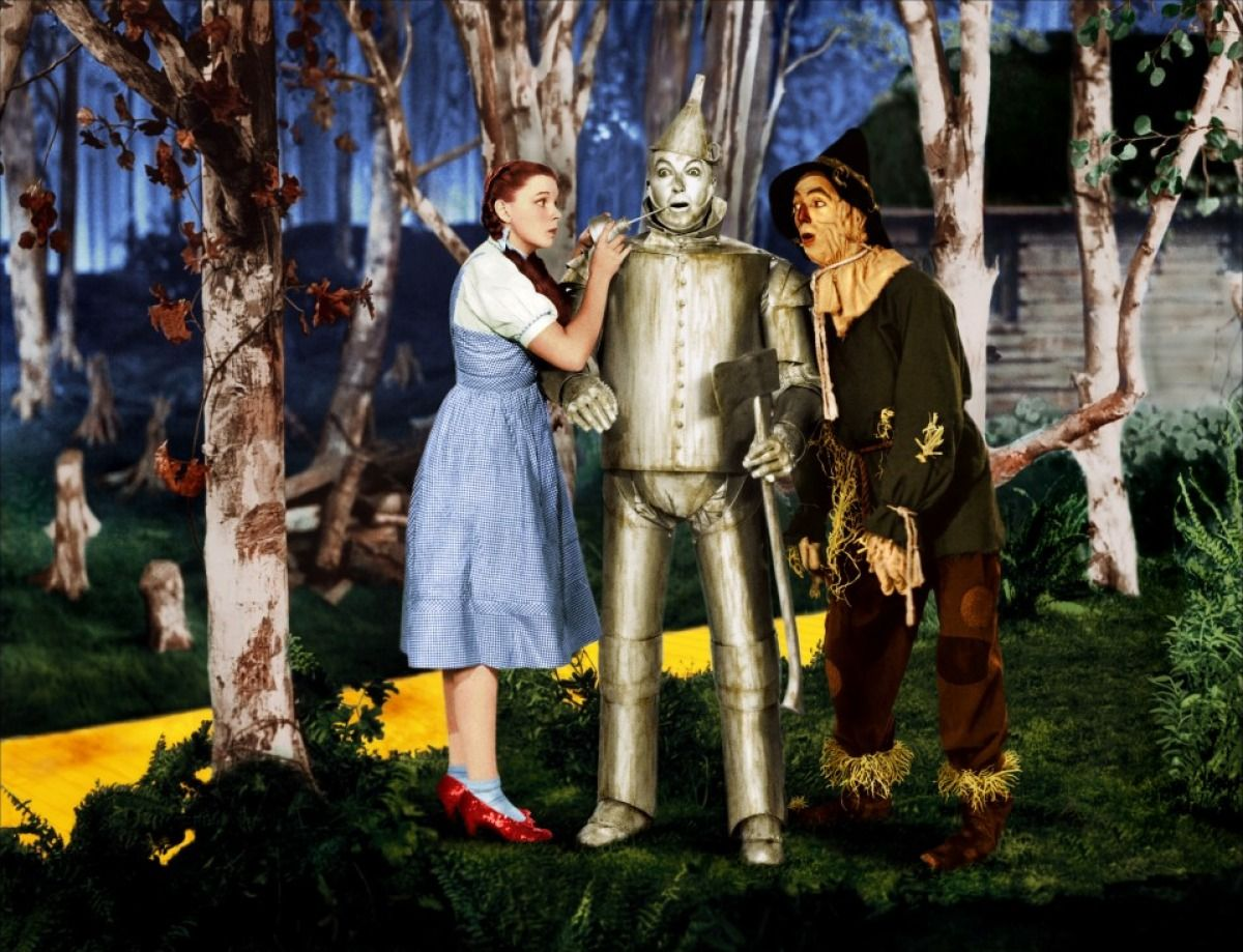 Behind the curtain wizard of oz - The Wizard Of Oz Unit Scene Coverage From The Wb Photo Collection From Warner Bros