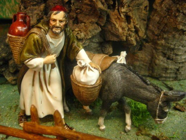 Landi Nativity Village Figurine Presepio Pesebre