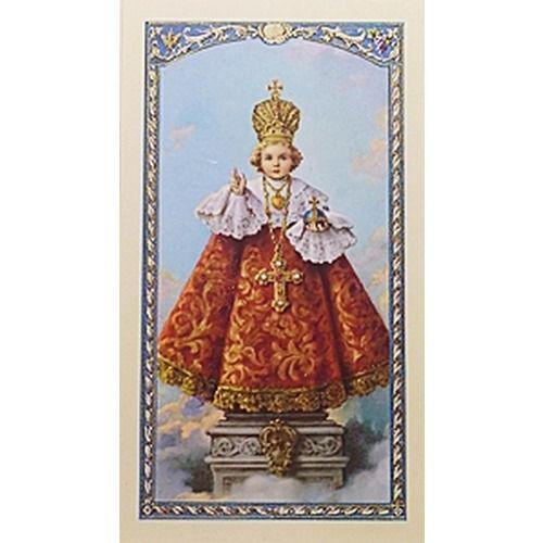 NOVENA DE LAS NUEVE HORAS Al Niño Jesus De Praga (Infant
