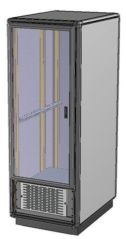 Air Conditioned Racks And Server Rack Cooling From Rackmount