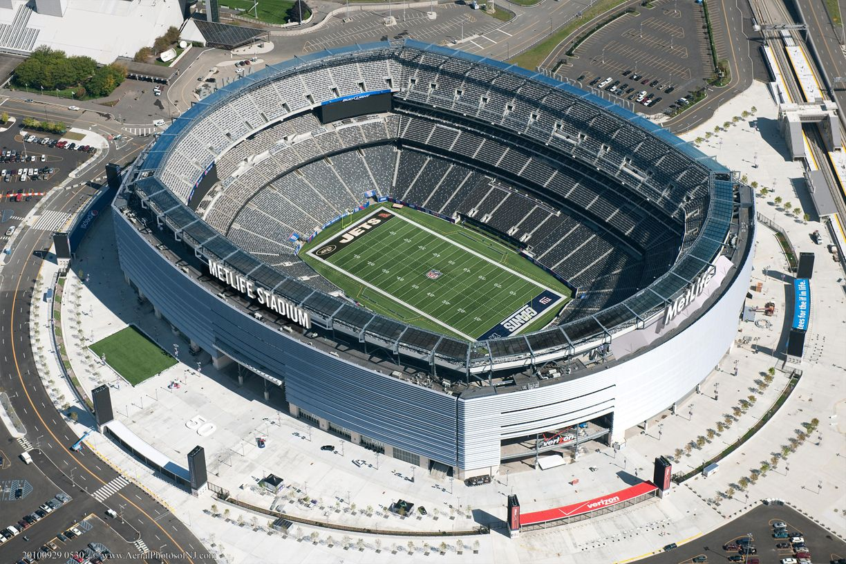 how to get to the metlife stadium