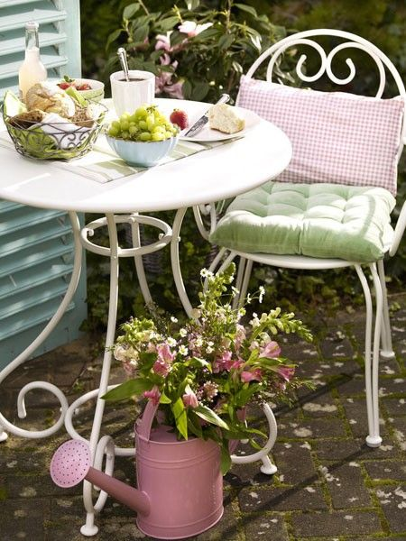 DIY Gartenmöbel selber machen