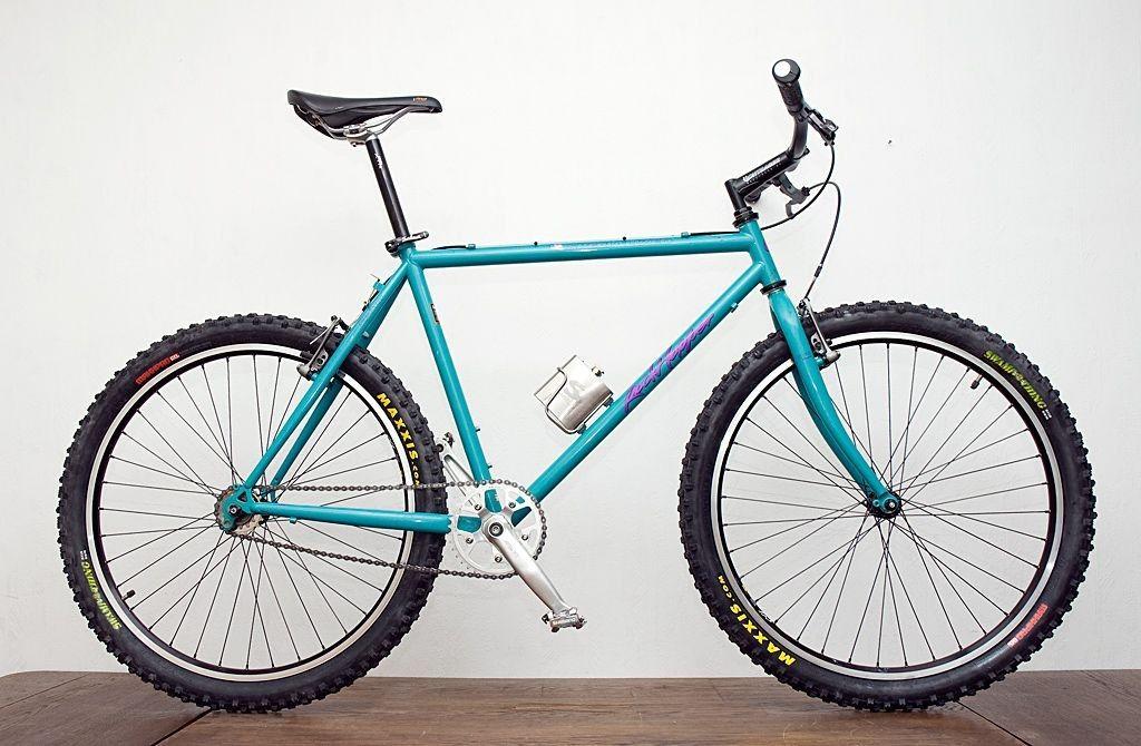 Pin By Alex Godfrey On Single Speed Vintage Mountain Bike Singlespeed Bicycle Commuter Bike