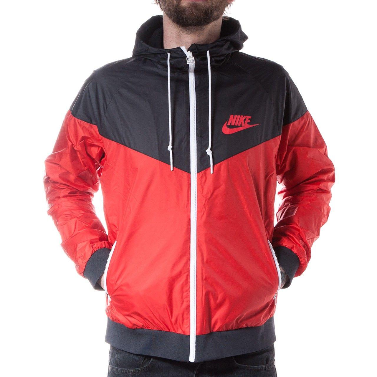 Nike Marine Windrunner Croix Rouge