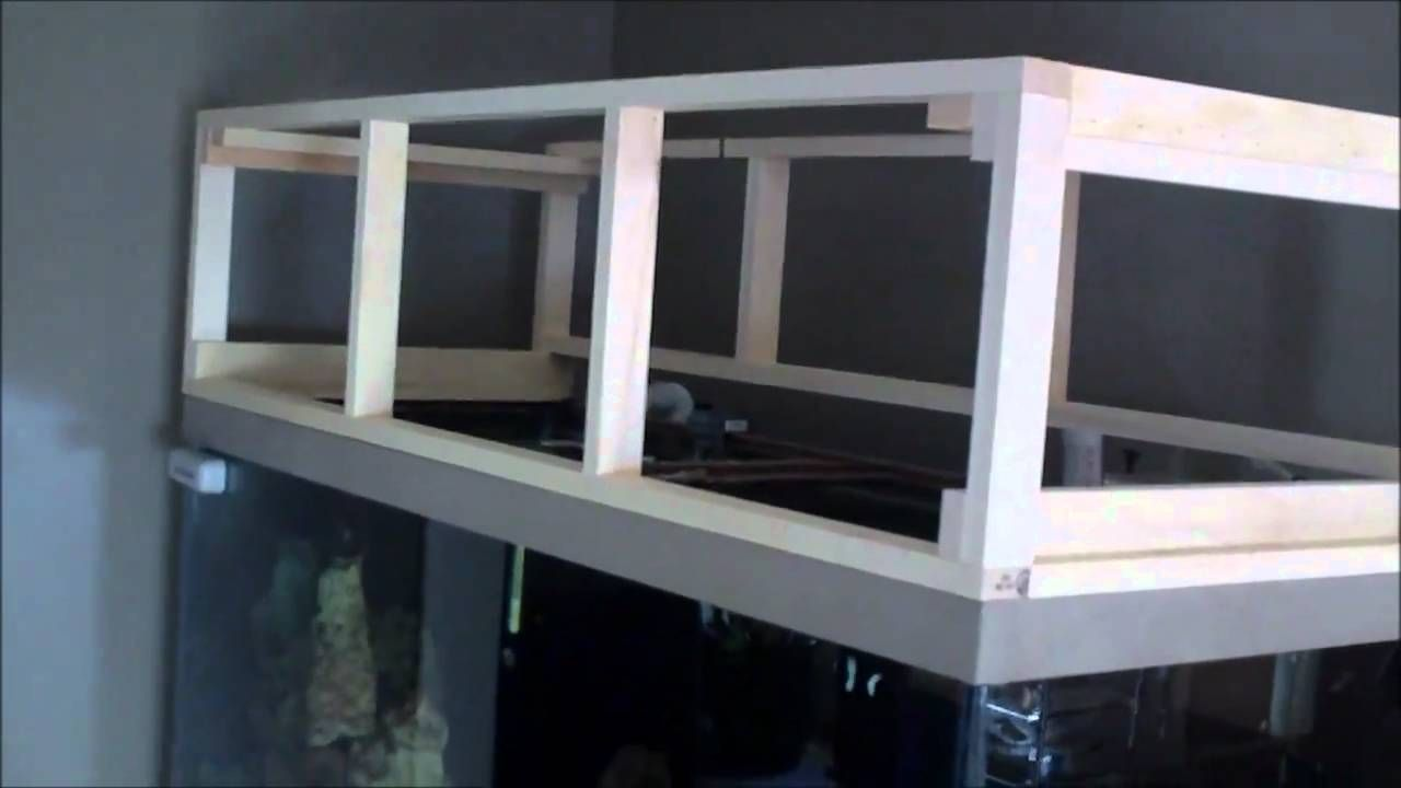 DIY Aquarium Canopy Build - Update - YouTube & DIY Aquarium Canopy Build - Update - YouTube | Aquarium ...
