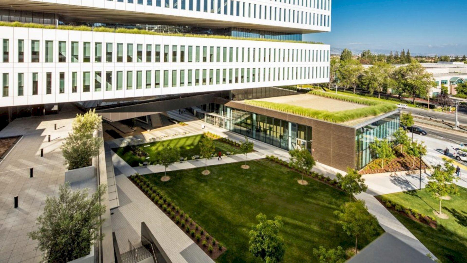 Samsung S San Jose Headquarters A Bold Version Of Interactive