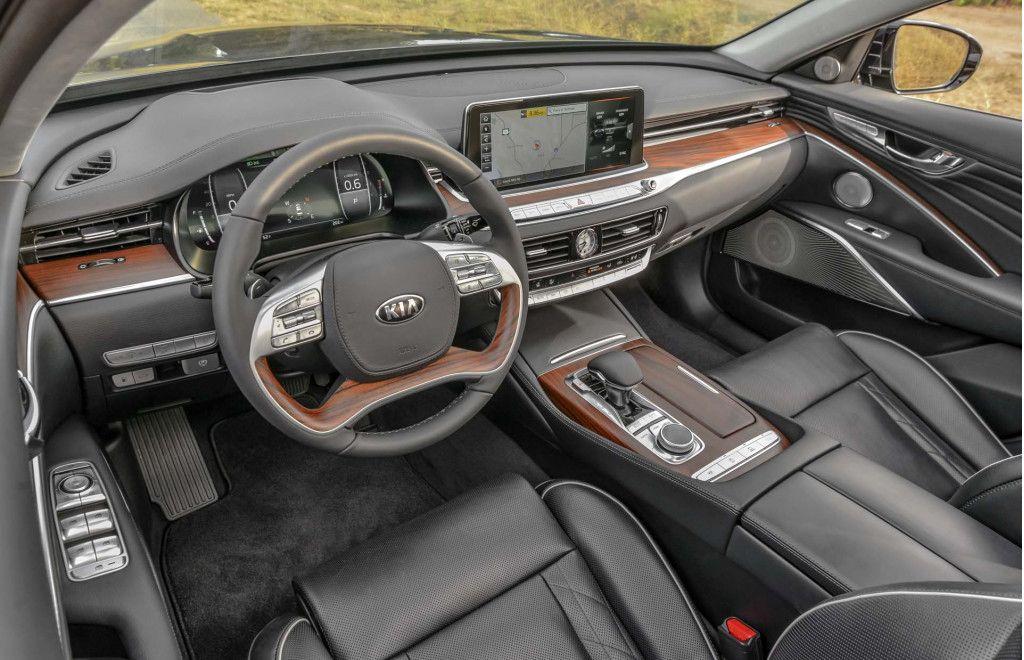 2019 Kia K900 Kia Kia Picanto Kia Motors America