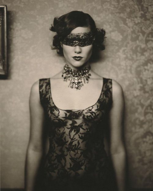 Blind date II by Marc Lagrange #wet #plate #photograph
