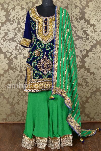 Dogri Suits...Jammu Buy Dogri Suits... www.Amhor.com The ...