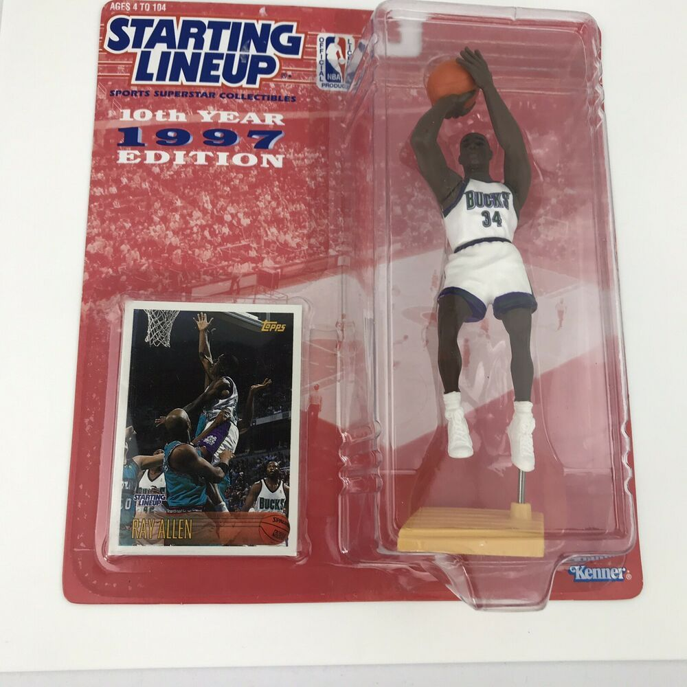 timeless design f66dc be660 DAVID ROBINSON Starting Lineup SLU 1991 NBA Action Figure ...
