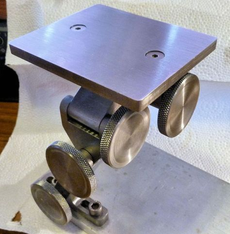 Adjustable Tool Rest For My 8 Quot Bench Grinder Metal