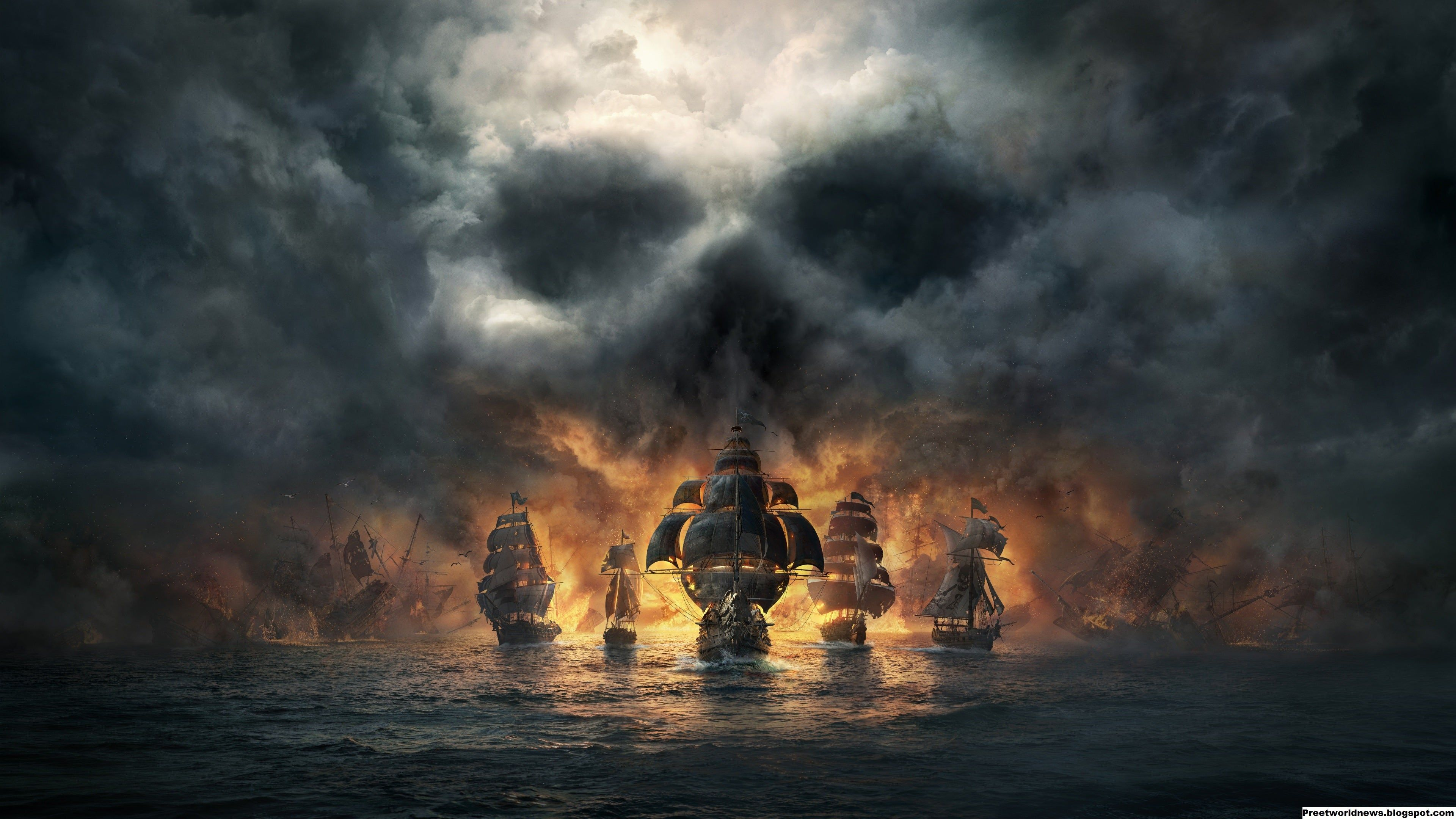 Skull And Bones Video Game 4k Wallpaper Hd Cool Wallpapers Gaming Wallpapers Best Gaming Wallpapers Ideas for gaming 4k resolution pc hd