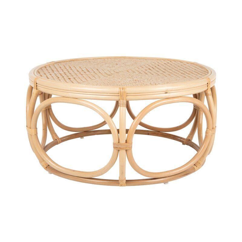 Melton Solid Coffee Table Rattan Coffee Table Coffee Table Solid Coffee Table